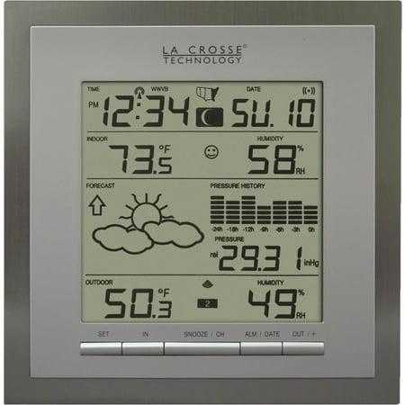 La Crosse Technology WS-9049U-IT-AL Wireless Forecast Station
