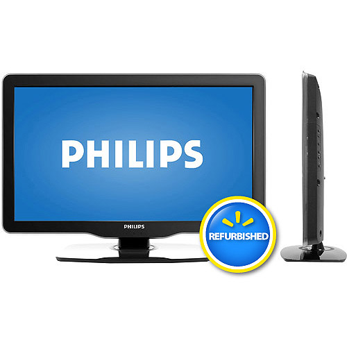 "Philips 32"" Class LED-LCD 1080p 60Hz HDTV, 32PFL4505D/F7B, Refurbished"