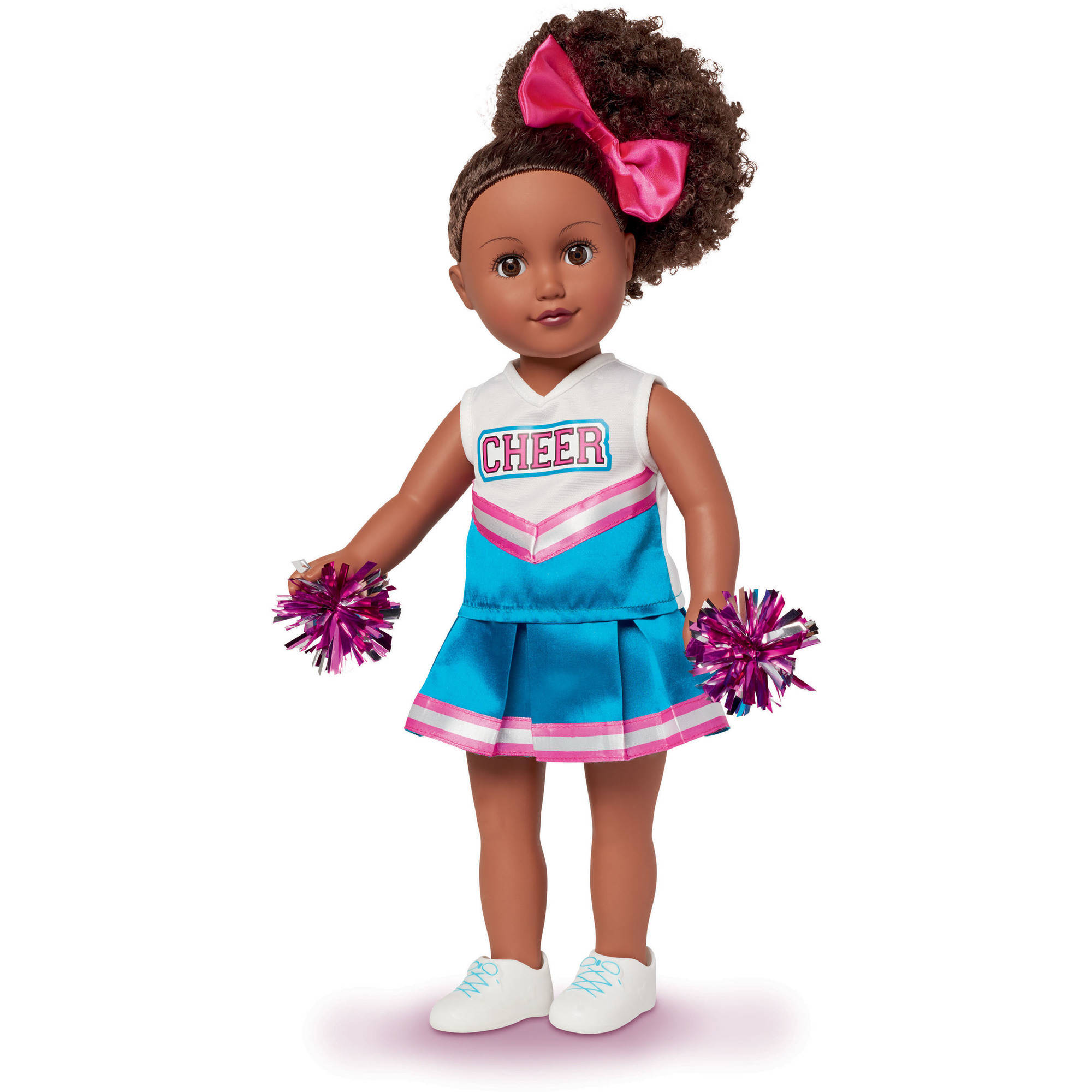 sc 1 st  Walmart & My Life As Cheerleader Doll 18