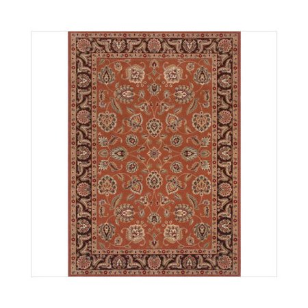 Shaw rugs inspired design chateau garden spice oriental - Shaw rugs discontinued ...