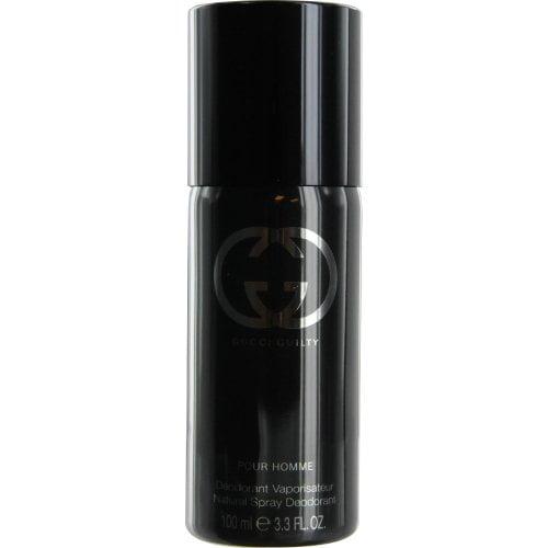 Gucci Guilty Pour Homme 230205 Deodorant Spray 3.4-Oz