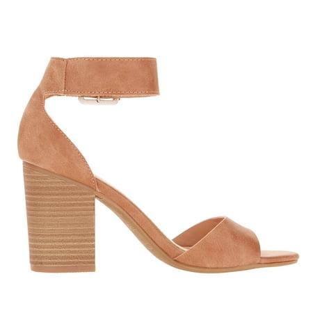Women's Ankle Strap Heel - Sailor Heels