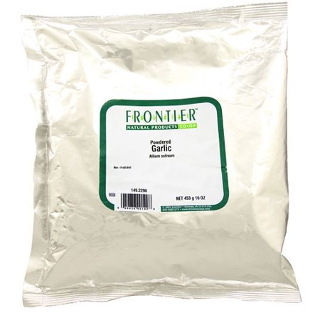 Frontier Natural Products Garlic Powder, 16 Oz