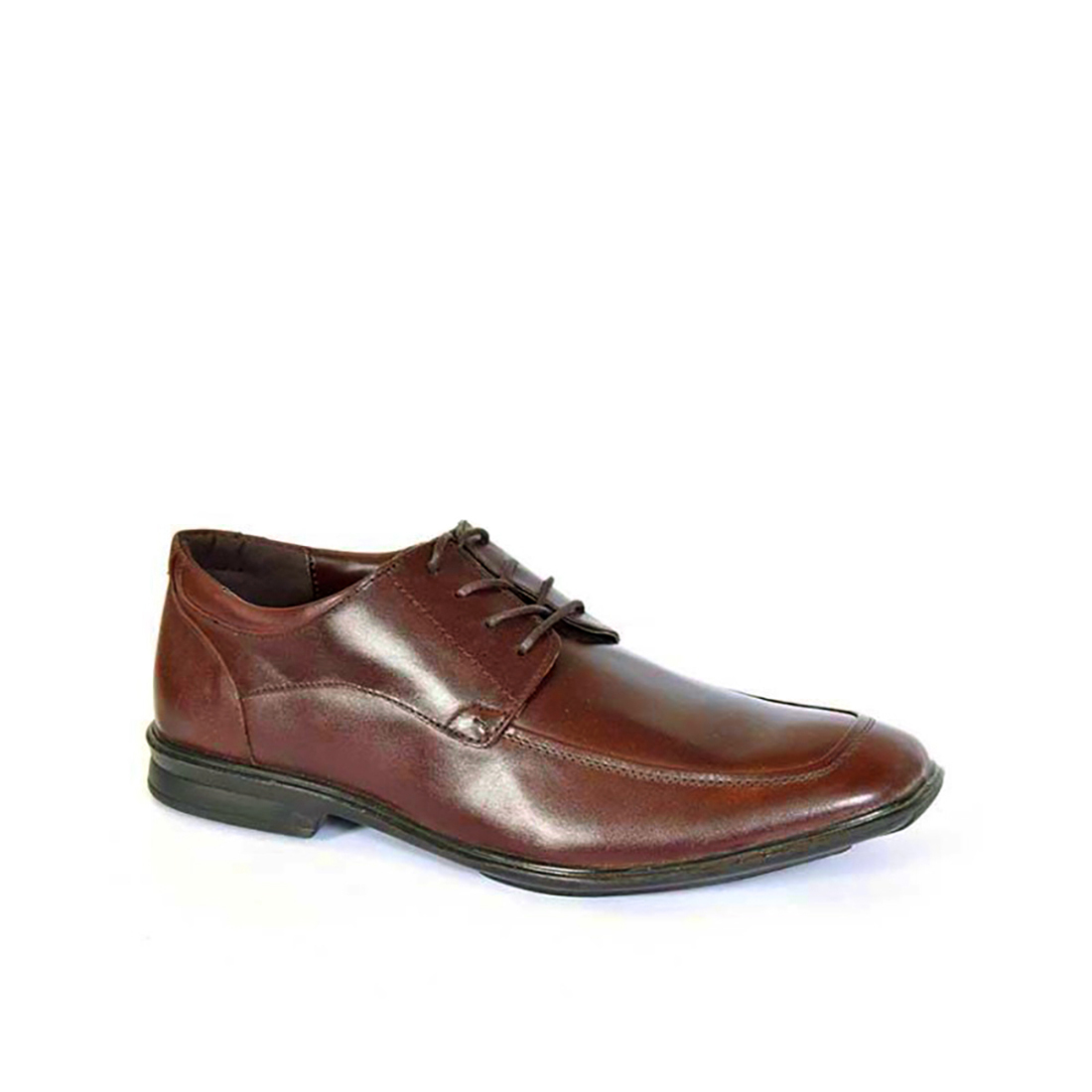 Hush Puppies GRAVITY OXFORD MOC TOE Mens Leather Dress Shoes by Wolverine