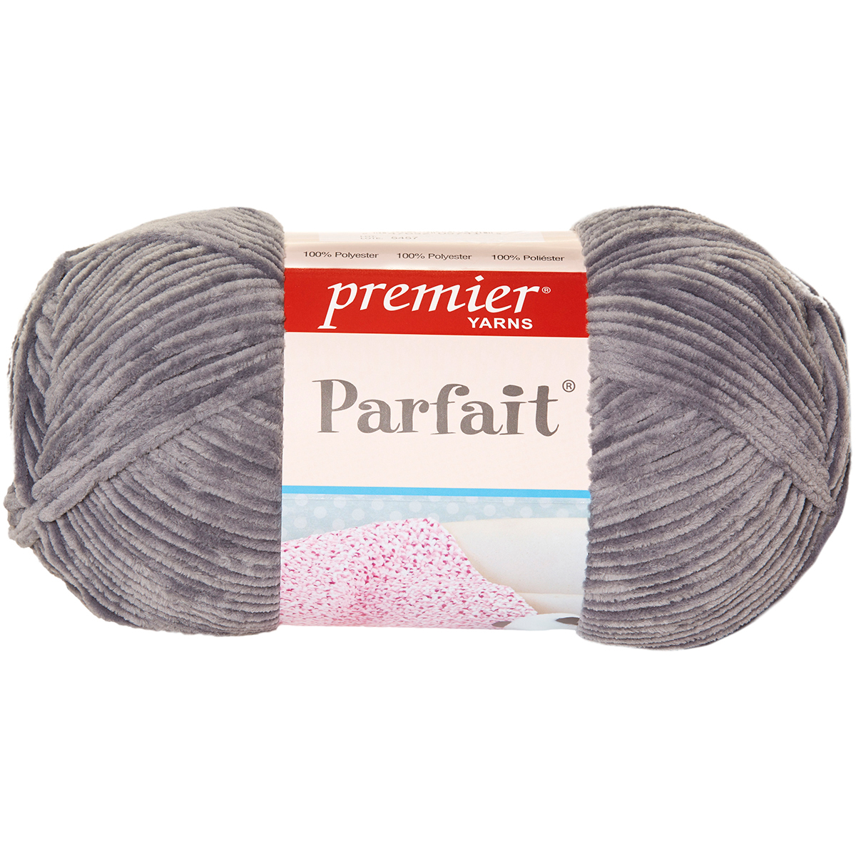 Premier Yarns Parfait Big Yarn-Gray