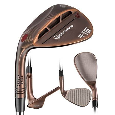 TaylorMade Milled Grind HI-TOE Wedge – Aged Copper