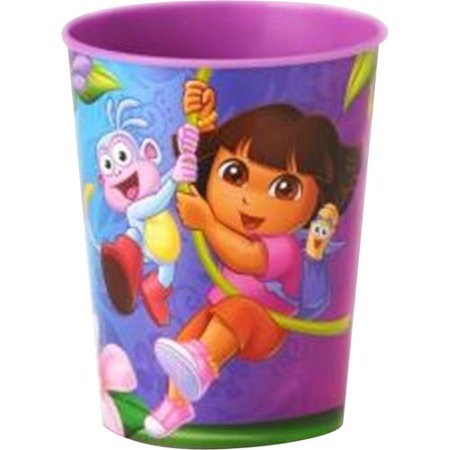 Dora's Flower Adventure Favor Cup (Each) - Party Supplies