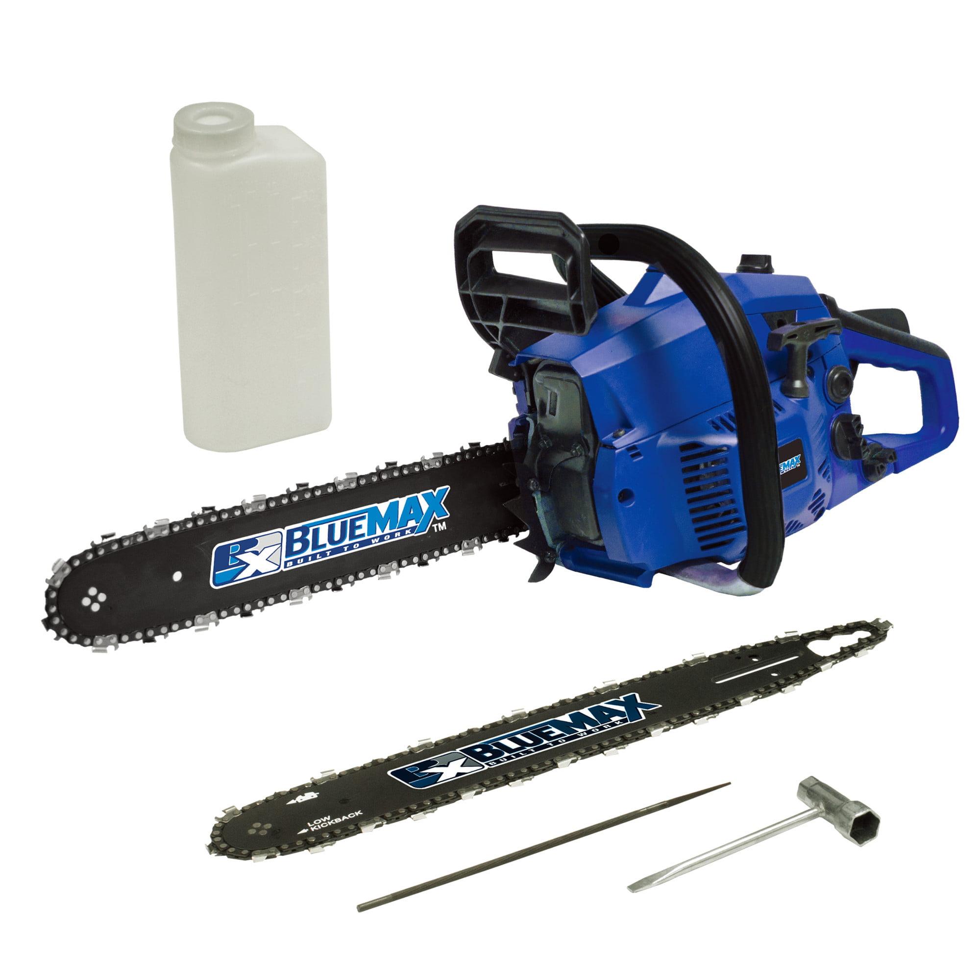 "Blue Max 14"" & 18"" Combo Chainsaw ) 38cc EPA by NATI"