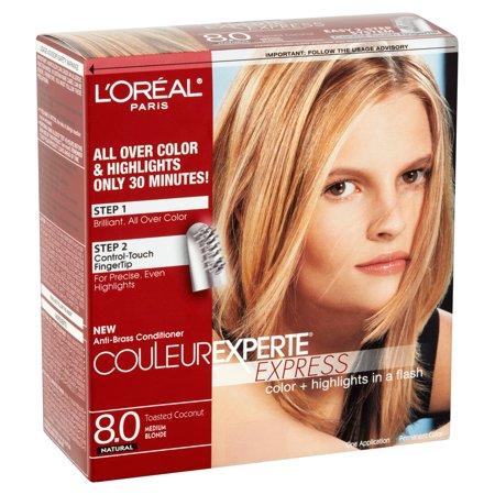 l 39 oreal paris couleur experte color highlights in a flash best hair color. Black Bedroom Furniture Sets. Home Design Ideas