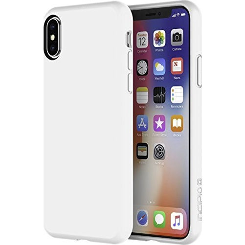 Incipio Siliskin Soft Silicone iPhone X Case