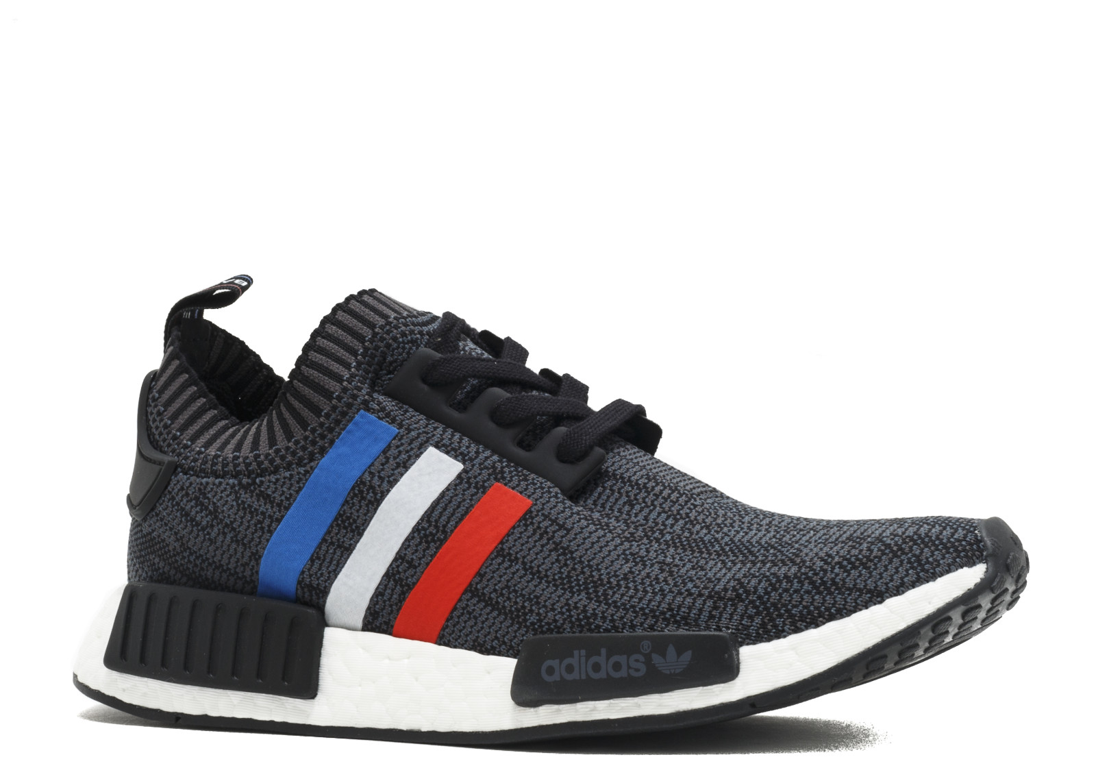 Adidas Mens NMD_R1 PK Tri Color Black White BB2887 by Adidas