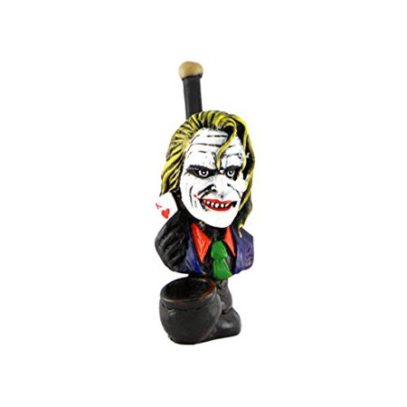 Handmade Tobacco Pipe Superheros (Ledger - Jewel Superhero