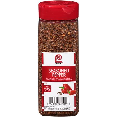 Lawry's Seasoned Pepper, 10.3 oz