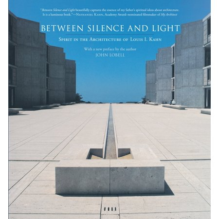 I Spirit Halloween (Between Silence and Light : Spirit in the Architecture of Louis I.)