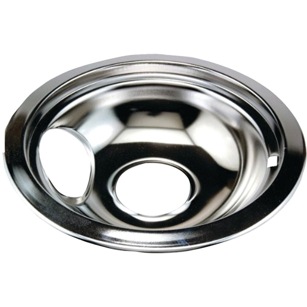 "STANCO 750-8 Whirlpool(R) Chrome Replacement Bowls (8"")"