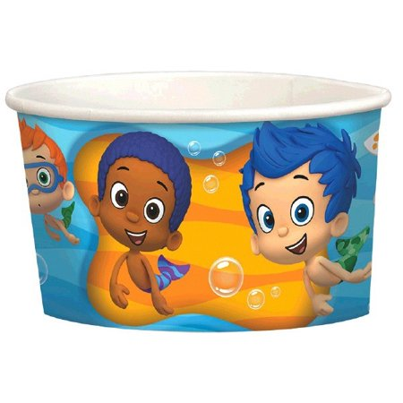 Fish Ice Cream (Bubble Guppies Ice Cream Cups)