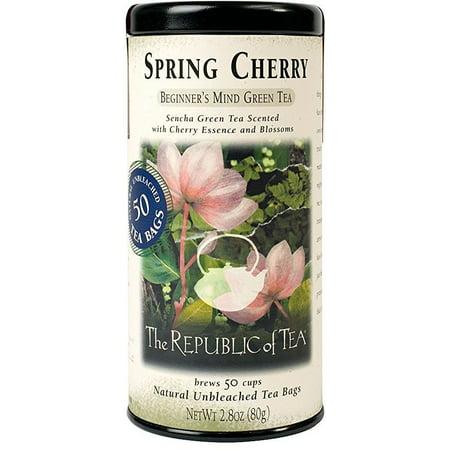 Black Cherry Berry Herb Tea - THE REPUBLIC OF TEA