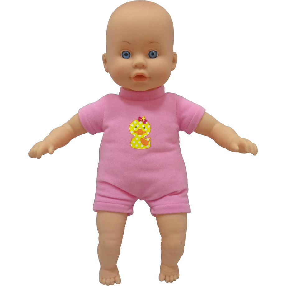 My Sweet Love 13-inch Soft Baby Doll, Pink Outfit