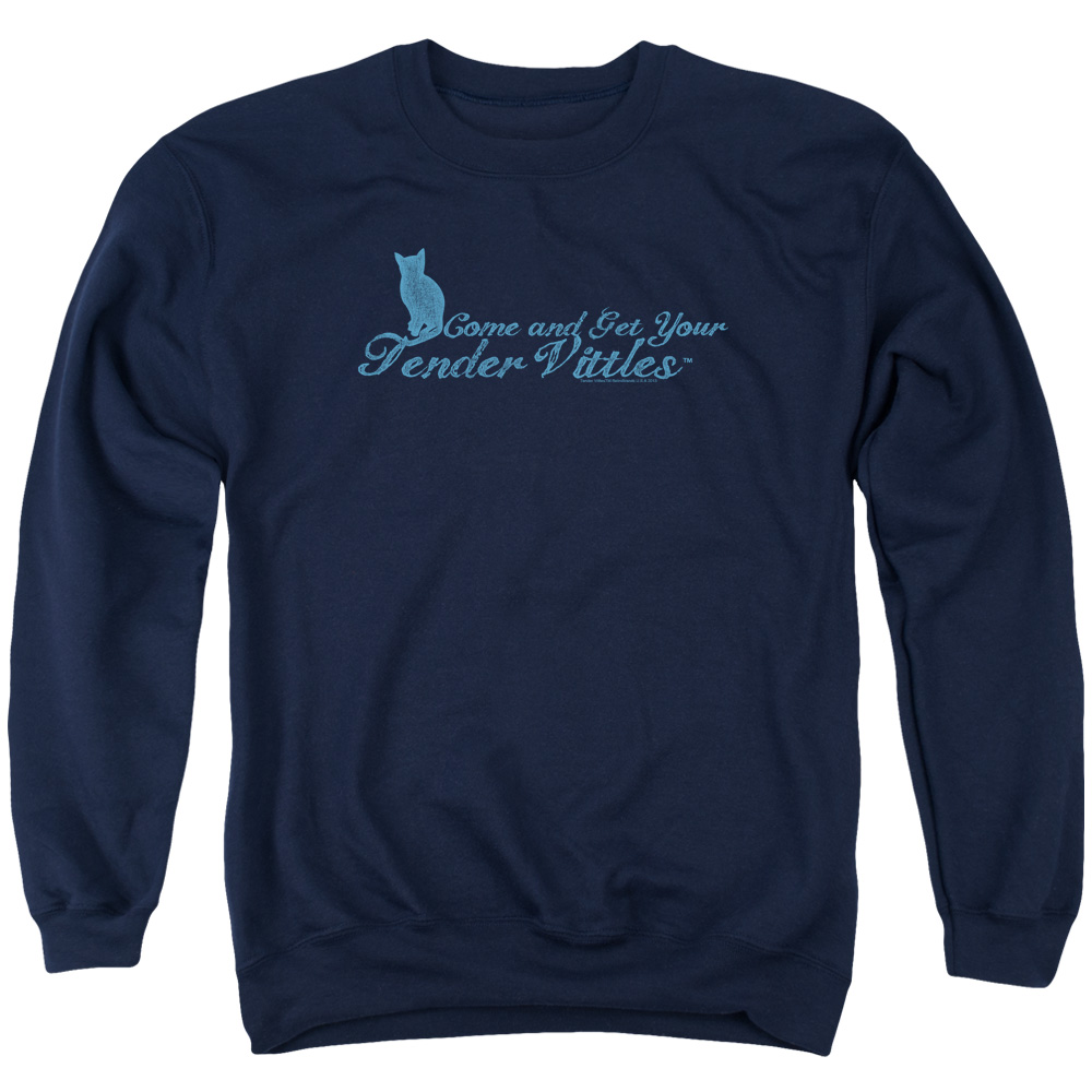 Tender Vittles Come And Get Em Mens Crewneck Sweatshirt