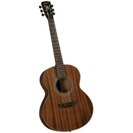 Bristol BF-15 Folk Body Acoustic Guitar (Best Wood For Acoustic Guitar Body)