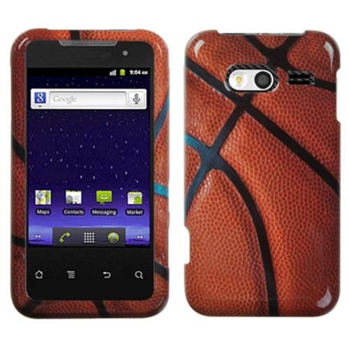 INSTEN Basketball-Sports Collection Phone Case for HUAWEI: M920 (Activa 4G)