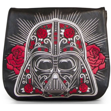 star wars darth vader sugar skull roses x body bag