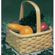 """Blue Ridge Basket Kits, Market Basket, 10"""" x 10"""" x 9"""""""