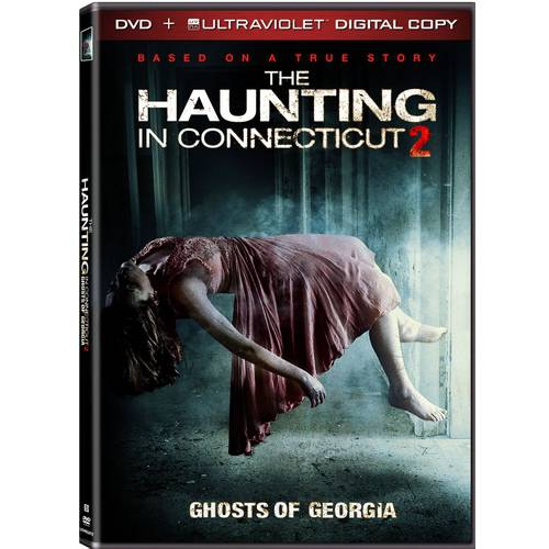 The Haunting In Connecticut 2: Ghosts Of Georgia (DVD   Digital Copy) (With INSTAWATCH) (Widescreen)