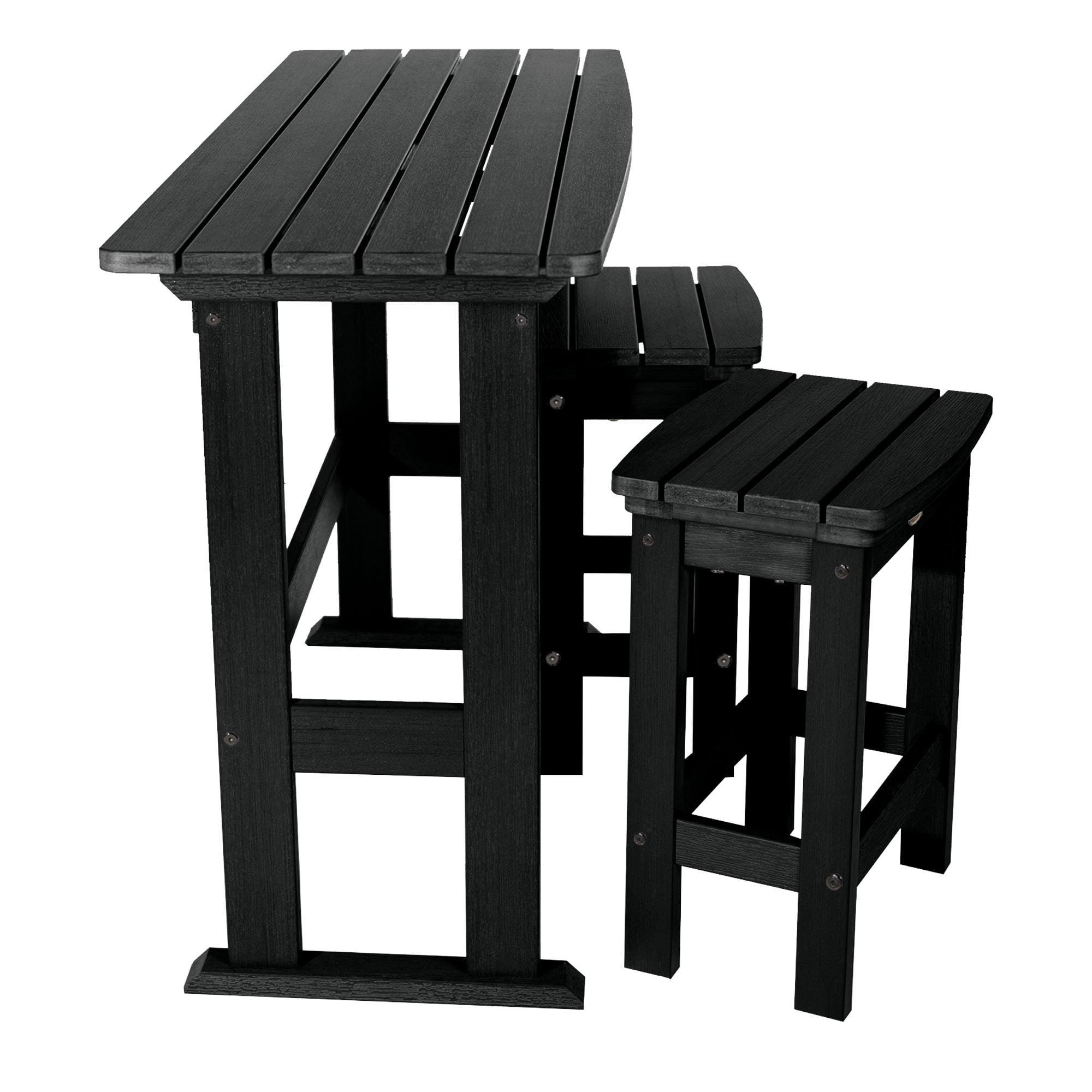 Lehigh 3pc Counter Height Balcony Set