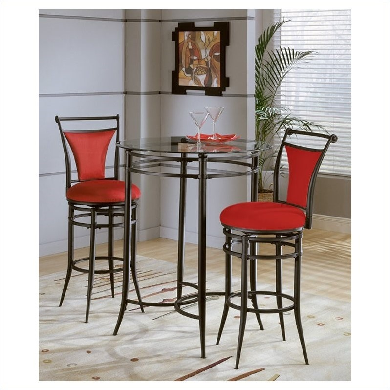 Hillsdale Furniture Mix-N-Match Bistro Table