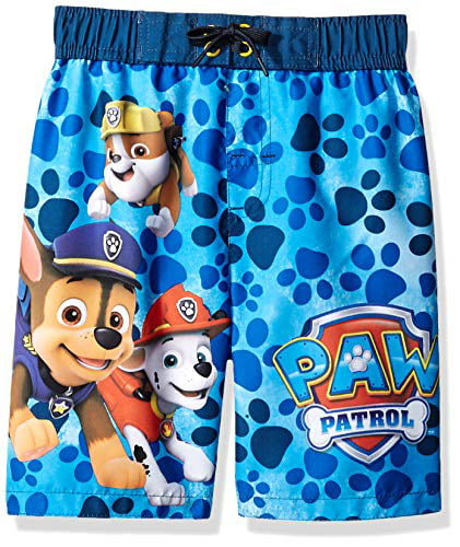 Paw Patrol /'In On A Roll/' School Sports Gym Swimming Swim Bag For Kids