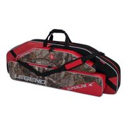 "Legend Superline Compound Bow Soft Case with Protective Padding and Backpack Straps - 44"" Interior Storage"