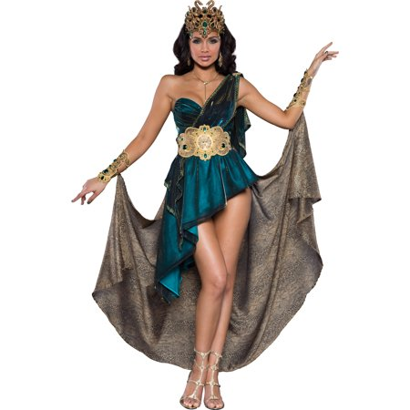 Adult Mezmeriszing Medusa Costume Incharacter Costumes 8045