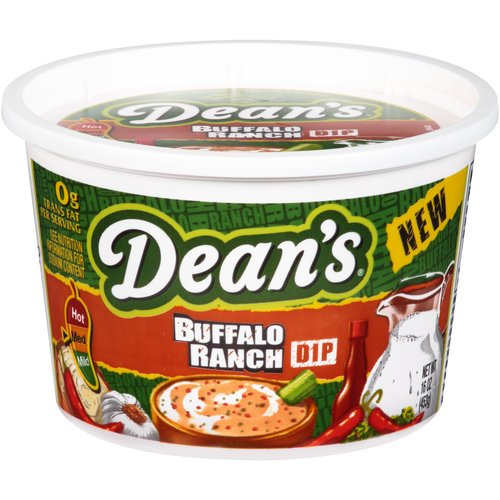 Dean's Buffalo Ranch Dip, 16 oz