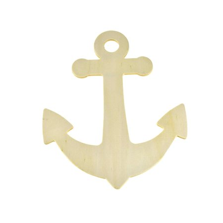 Diy Nautical Decor (Nautical Anchor DIY Wall Plaque,)