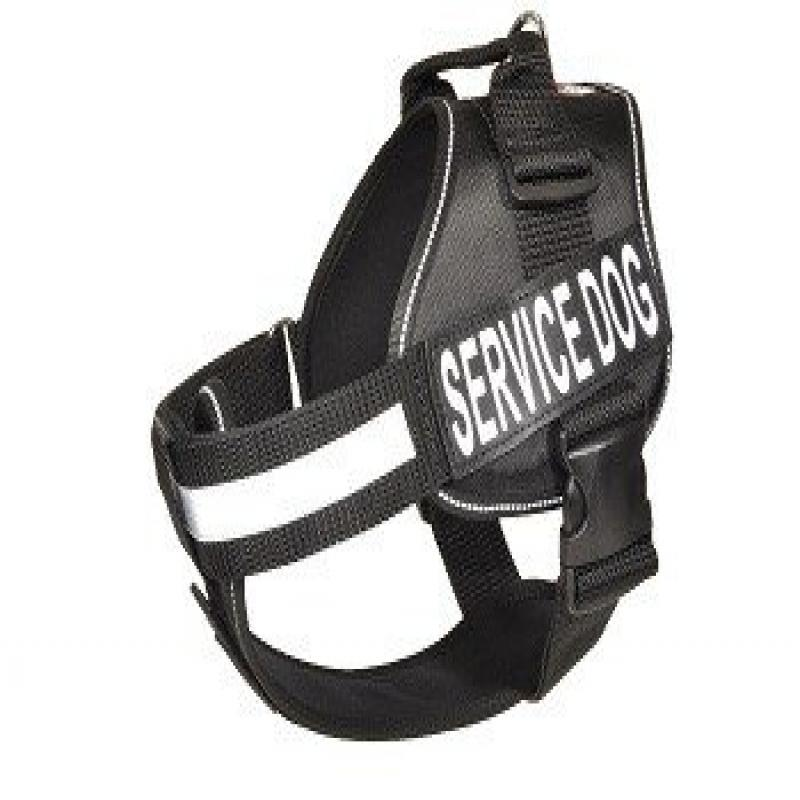 "Unimax Multi Purpose Dog Harness Black S 18""-25"""