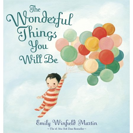 The Wonderful Things You Will Be (Hardcover) - Halloween Things To Draw