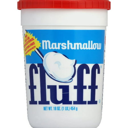 Durkee-Mower Marshmallow Fluff, 16 oz (Pack of 12)