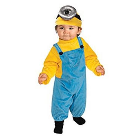 Minion Stuart Toddler Halloween Costume