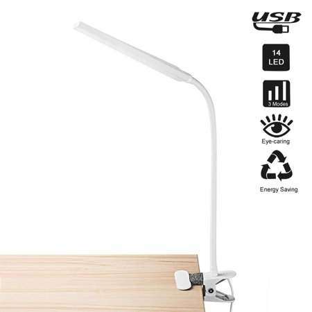 KOOTION 5W Dimmable LED Clip On Desk Lamp (Lamp Chip)