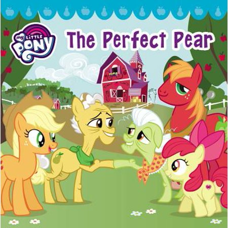 Perfect Pear (My Little Pony: The Perfect)