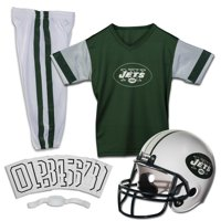 3c71cb44881 Product Image Franklin Sports NFL Youth Deluxe Uniform Costume Football Set  (Choose Team and Size)