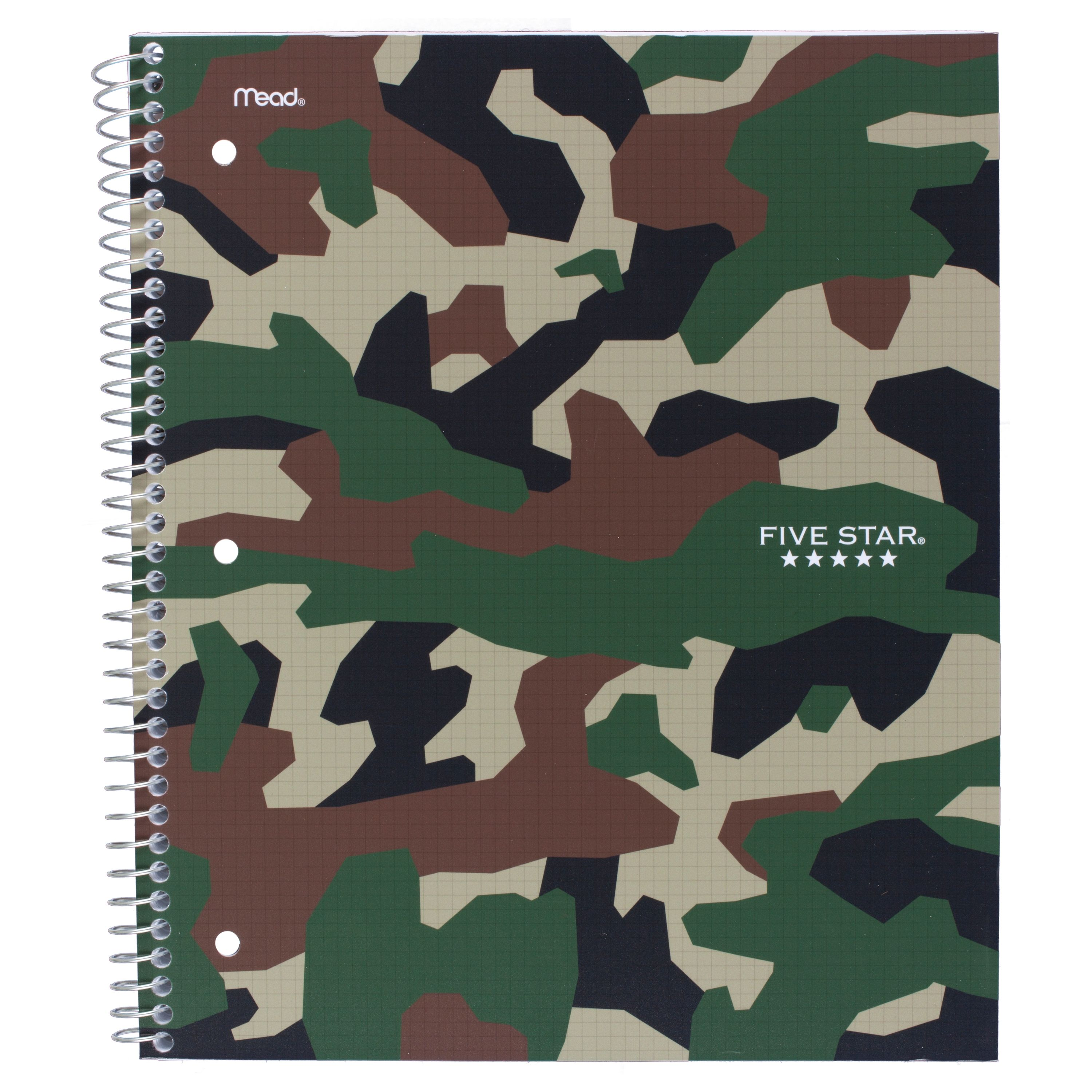 1 Subject Camio Notebook College Rule