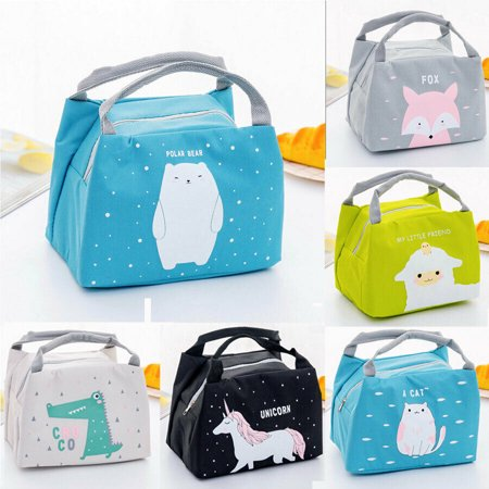 Thermal Cooler Waterproof Insulated Lunch Portable Carry Tote Picnic Storage Bag (Horse Cooler 87)