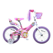 "16"" Titan Flower Princess Girls' BMX Bike"