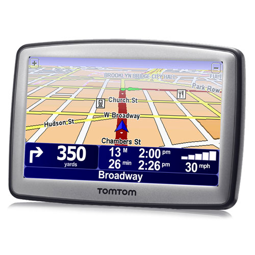 TOMTOM Xl-330s Xl330s Gps Navigation System