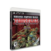 TMNT Mutants in Manhattan, Activision, PlayStation 3, 047875771352