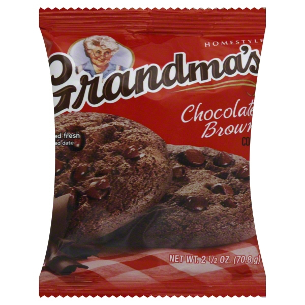 Frito Lay Grandmas Homestyle Cookies, 2.5 oz