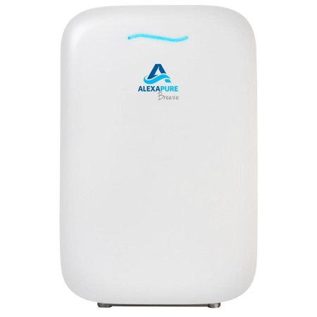 Alexapure Breeze Energy Efficient HEPA + IonCluster Air Purification System Refurbished