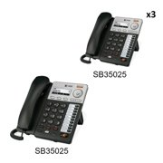 Syn 248 by AT&T SB35025 MultiLine Deskset (4-Pack) Syn248 by ATT Business Telephones